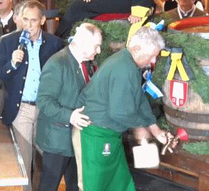 Dieter Reiter opent het Oktoberfest